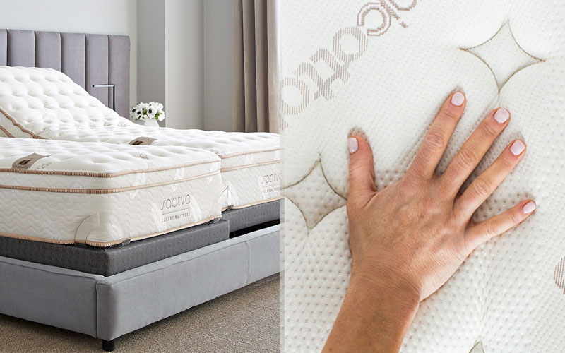 distinctive features of saatva mattress