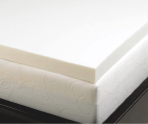 Visco Elastic Memory Foam Mattress Pad Bed Topper